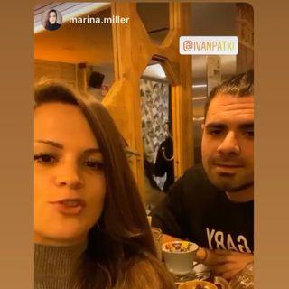 Café con Marina Miller