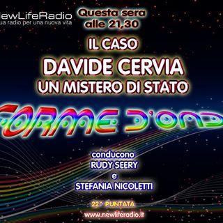 Forme d'Onda - Il Caso Davide Cervia -12-03-2015