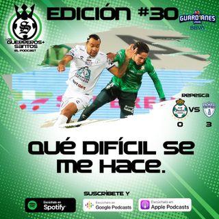Ep30: Santos quedó fuera del torneo | Repechaje | Guard1anes 2020