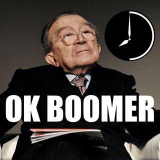 """Ok Boomer, Ok Millennial e la deriva del """"VOI"""""""