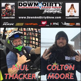 Colten Moore & Paul Thacker on Air!