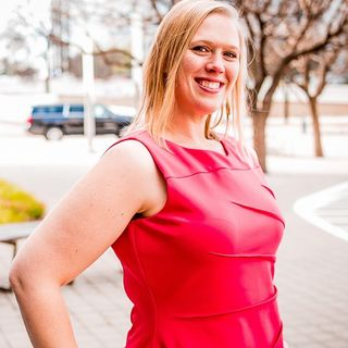 #29 Melanie Moghaizel Cofounder of Allwaysgood  - a boutique Sales Training Firm.