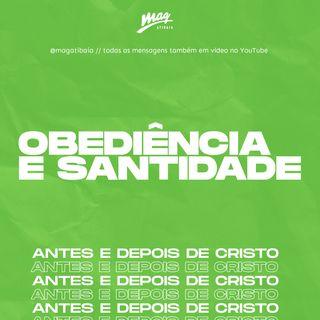 ORAÇÃO E SANTIDADE // Milena Rosaneli