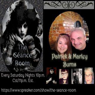 Patrick Burns and Marley Harbuck Gibson