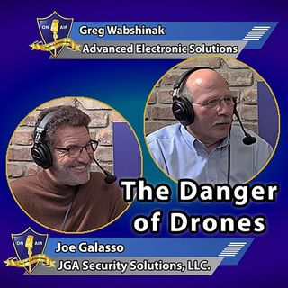 The Potential Threat of Drones