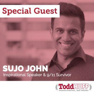 Sujo John, 9/11 Survivor & Motivational Speaker