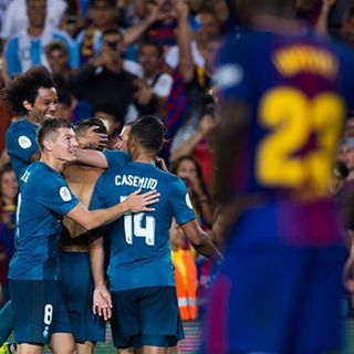 Tertulia Supercopa de España (Barcelona 1-3 Real Madrid)