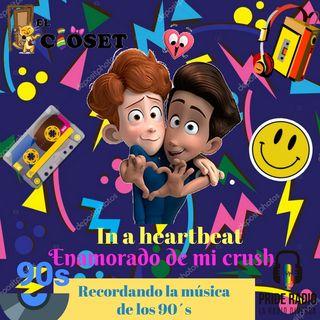In a heartbeat enamorado de mi crush