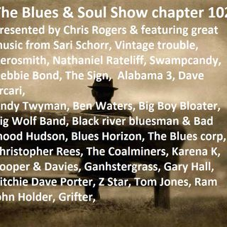 The Blues and Soul Show 102