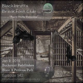 Bucketeer Pathfinders Blaze A Perilous Path - Blackbird9 Podcast