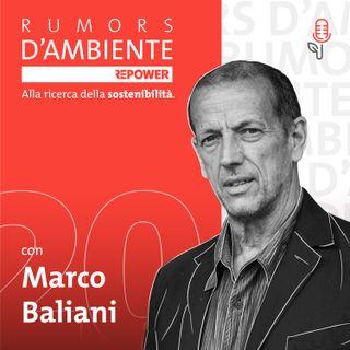 Marco Baliani – Teatro e sostenibilità