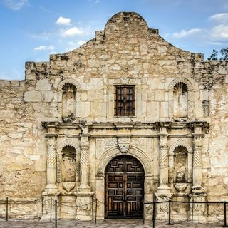 Remember The Alamo - Morning Manna #2954
