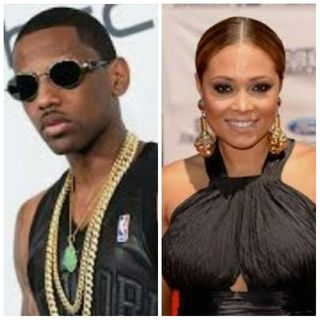 Trending Topics : Tamia vs. Fabolous