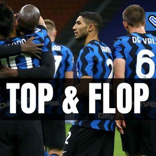 Inter-Sassuolo, i Top&Flop: Lu-La pienissima, poco lucido de Vrij