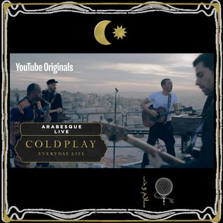 Coldplay - Everyday Life Live in Jordan - Sunset Performance - Full Concert / Full Show