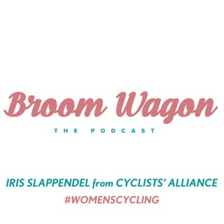 IRIS SLAPPENDEL from CYCLISTS' ALLIANCE #WOMENSCYCLING