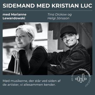 Sidemand med Kristian Luc og Marianne Lewandowski (feat. Tina Dickow og Helgi Jjónsson)