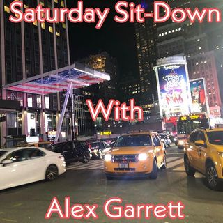 Saturday Sit-Down With Alex Garrett