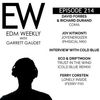 Interview with Cold Blue | EW214