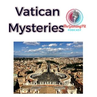 #016 - Vatican - Secret Archives, Swiss Guard, The Biggest Corporation in the world?