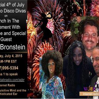 Troy Bronstein Celebrates Disco Divas on Brunch In The Basement