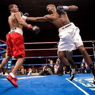 Zutes Boxing Talk:Guest John Raspanti,New Ray Robinson and Oscar Bonilla, Plus More!