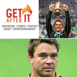 Episode 85 - with John Smit - South African World Cup winning captain