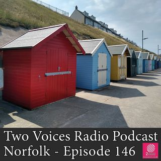 Time, waistlines, eating out. Trains, weather, Visit Norfolk. Exam Chaos. Buy a chicken!  EP 146