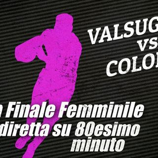 Finale Scudetto Femminile