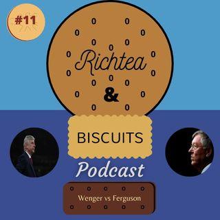 Episode 10 - Wenger vs Ferguson