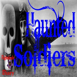 Haunted Soldiers | Lord Halifax's Ghost Stories | Podcast