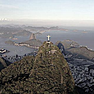 Una scalata a Rio de Janeiro
