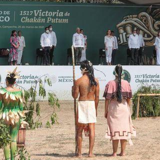 """Diplomacia de las vacunas"""", Campeche y el bloque conservador. 25 de marzo"""