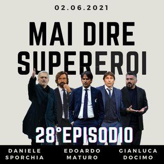 MAI DIRE SUPEREROI - 28° EPISODIO (IL VALZER DELLE PANCHINE)