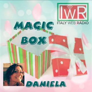 MAGIC BOX con DANIELA SIMULA