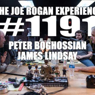 #1191 - Peter Boghossian & James Lindsay