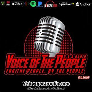 VOP Network Presents: The Thursday Night Teardown & Politi-Shock! Day 1 of Occupied America!