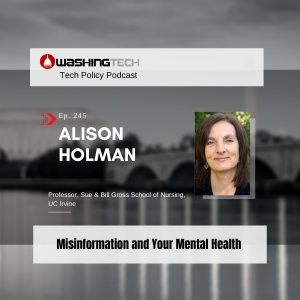 Alison Holman on Misinformation and Your Mental Health (Ep. 245)