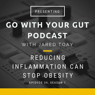 Reducing Inflammation Can Stop Obesity