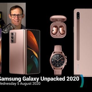 TWiT News 360: Samsung Galaxy Unpacked 2020