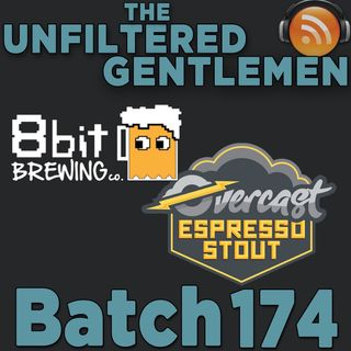Batch174: 8Bit Brewing True Brewmance & Oakshire Brewing Espresso Stout