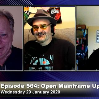 FLOSS Weekly 564: Open Mainframe Update