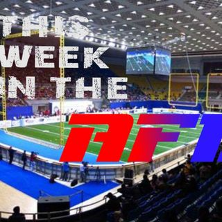 This Week in the AFL #9:  Arena Football League 2017 Preview