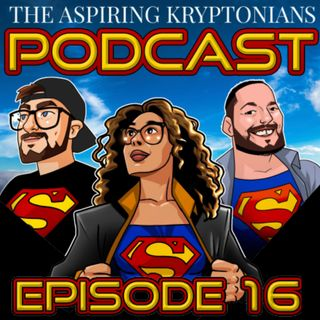 Ep #16 - Superman: Son Of Kal-El #1, Superman & The Authority #1, Red & Blue #5 And More Comic Catch Ups!