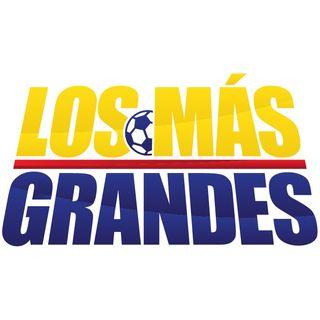 LOS MÁS GRANDES Temporada 3 programa 008. Septiembre 26, 2018.