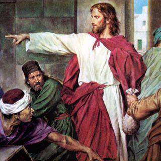 Jesus' Hate Speech?