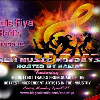 New Music Mondays on Endie Fiya