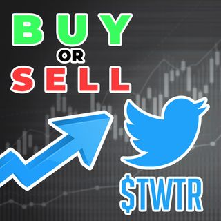 Twitter Stock Growth Analysis | $TWTR Buy or Sell?