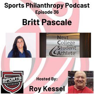 EP 36: Britt Pascale, NCSA