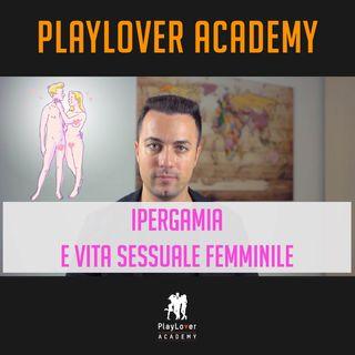 883 - Ipergamia e vita sessuale femminile